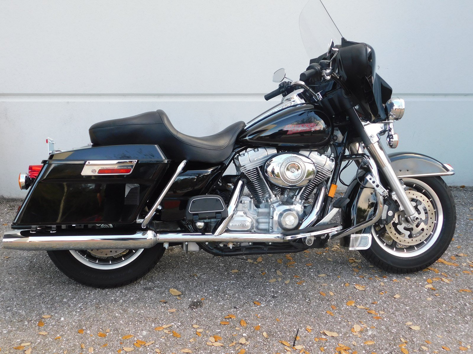 Pre Owned 2008 Harley Davidson Electra Glide Standard Flht Touring In Olathe U683906 Rawhide