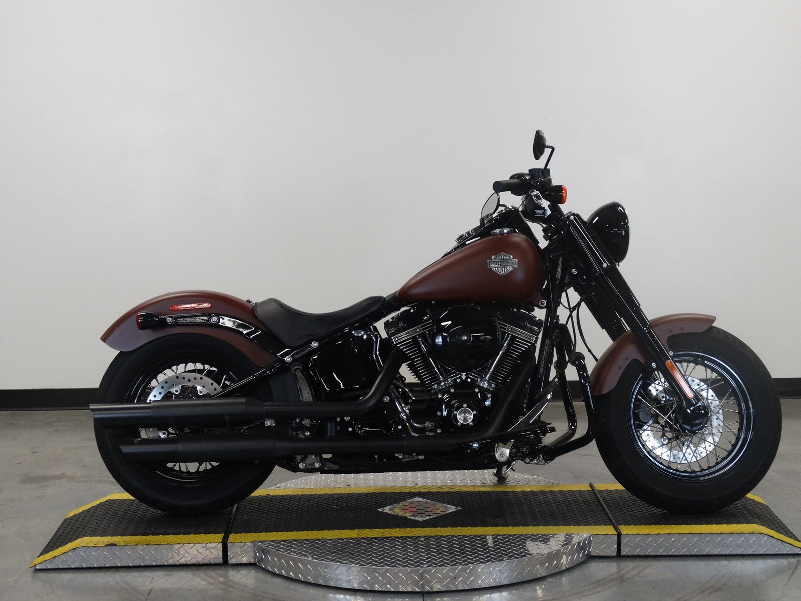 Pre-Owned 2017 Harley-Davidson Softail Slim S FLSS