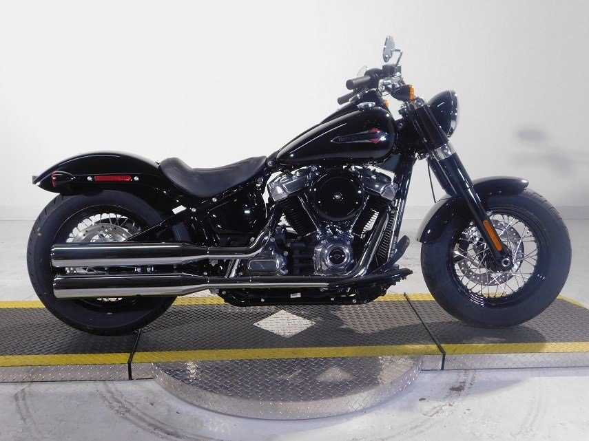 New 2018 Harley-Davidson Softail Slim FLSL Softail in Olathe ...