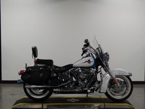 Pre-Owned 2016 Harley-Davidson Softail Heritage Classic FLSTC
