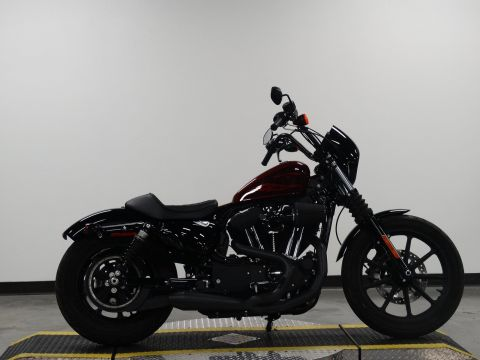 Pre-Owned 2018 Harley-Davidson Sportster 1200 Iron XL1200NS