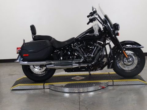 New 2018 Harley Davidson Softail Heritage Classic FLHC