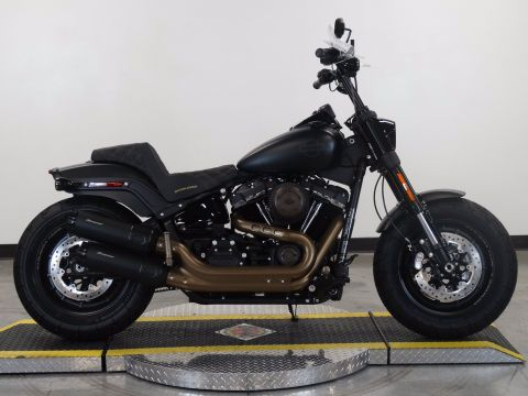 New 2018 Harley Davidson Softail Fat Bob FXFB