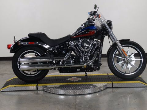 New 2018 Harley-Davidson Softail Low Rider FXLR