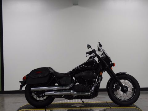 Pre-Owned 2019 Honda Shadow VR750